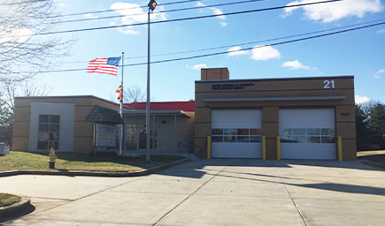 Harmans Dorsey Fire Department, Anne Arundel County, Maryland